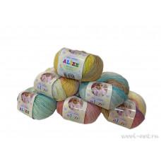Baby Wool Batik - Беби Вул Батик